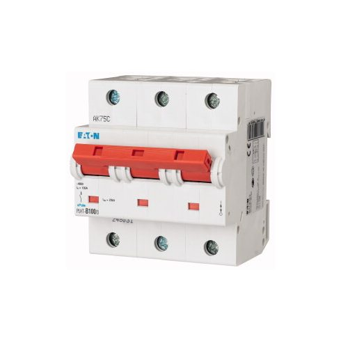 EATON 248040 PLHT-C100/3 Kismegszakító 3P/100A/C PLHT  25kA