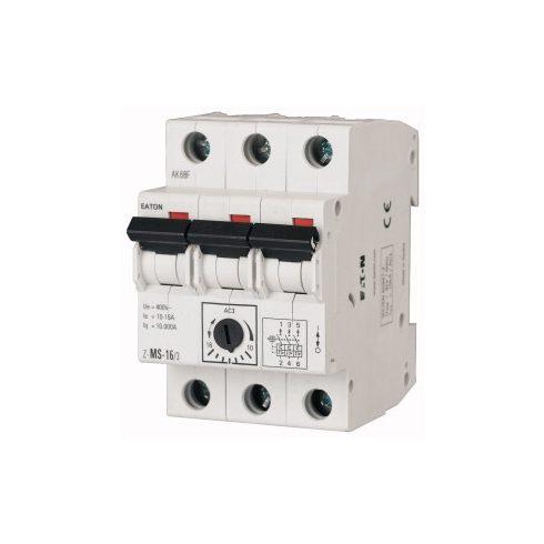 EATON 248407 Z-MS-1,6/3 Motorvédő kapcsoló 3pól.