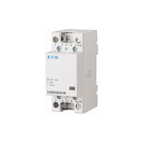EATON 248853 Z-SCH230/40-22 Mágneskapcsoló 40A 230V 2z+2ny