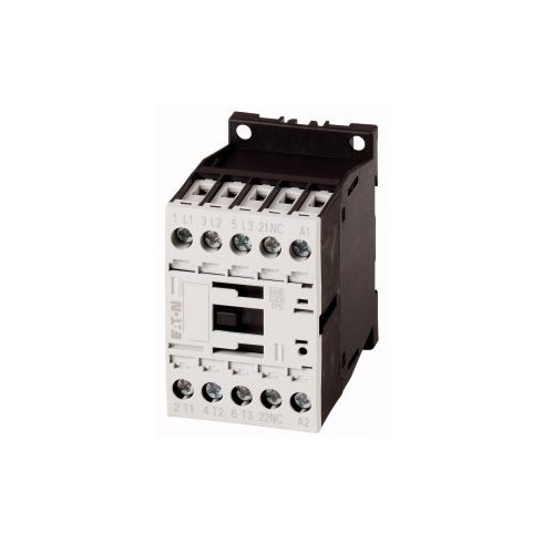 EATON 276600 DILM7-01(24VDC) Mágneskapcsoló 3P  20A 24V= 400V  3,0kW 7A AC3