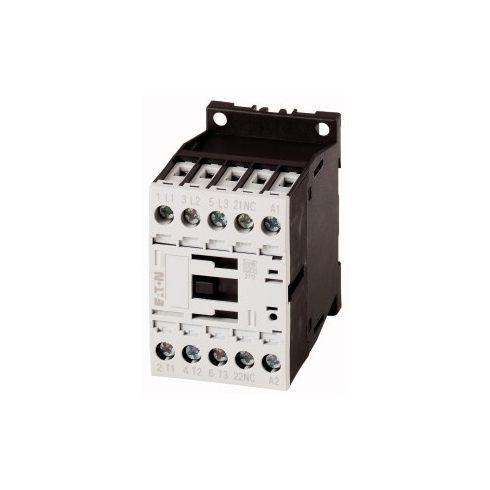 EATON 276880 DILM12-01(24VDC) Mágneskapcsoló, 5,5kW/400V DC