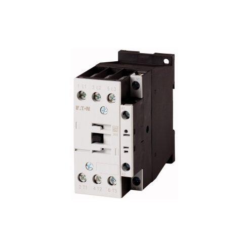 EATON 277132 DILM25-10(230V50HZ,240V60HZ) Mágneskapcsoló 3P  40A 230V~ 400V 11,0kW 25A AC3