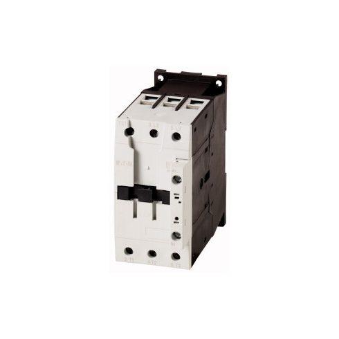 EATON 277766 DILM40(230V50HZ,240V60HZ) Mágneskapcsoló 3P  50A 230V~ 400V 18,5kW 40A AC3