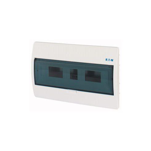 EATON 280355 BC-U-1/18-ECO Kiselosztó BC-U 1/18 fehér sü. IP40 PE+N átl. ajtó