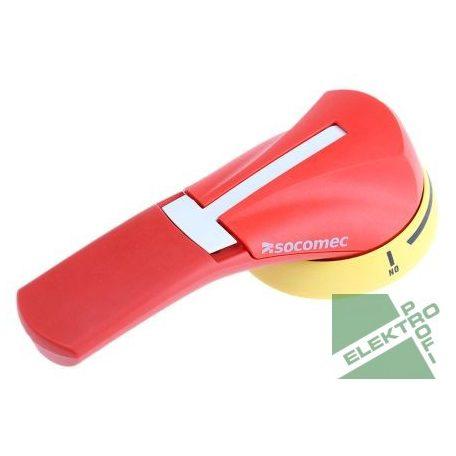 SOCOMEC 14242111 Kivezetett hajtás FE S2R-65D