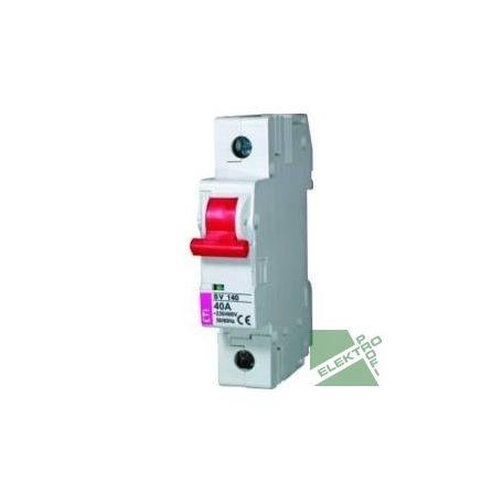 ETI 2423114 Leválasztó kapcsoló 1P 63A SV163