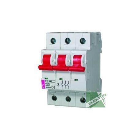 ETI 2423322 Leválasztó kapcsoló 3P 25A SV325