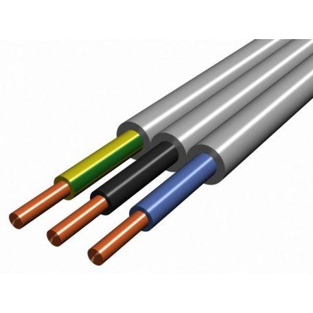 MMCu 3x2,5 mm2 fal kábel 450/750V
