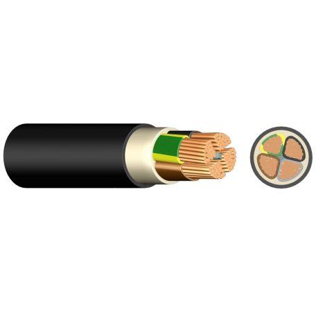 E-YY 5x10 mm2 RM fekete 0,6/1kV