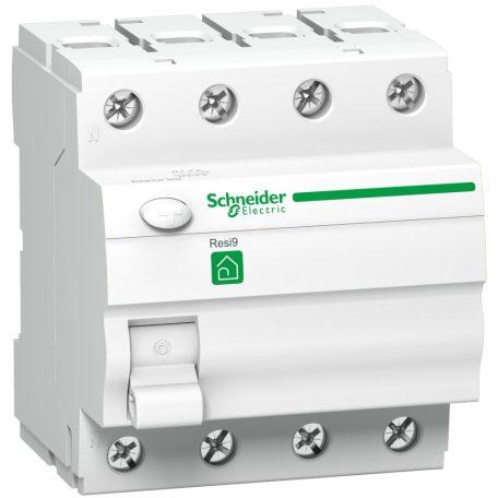 Schneider R9R11425 FI kapcsoló 4P/ 25A     30mA R9 AC