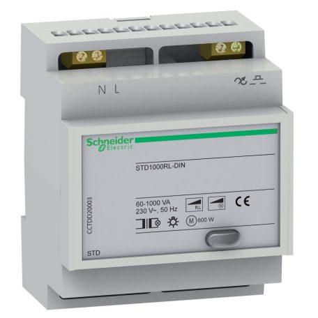 Schneider CCTDD20003 ACTI9 STD1000RL-DIN univerzális dimmer, 1000W