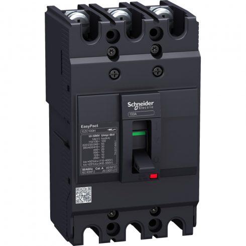Schneider EZC100H3032 EZC100H 3P 30kA/400V megszakító 32A