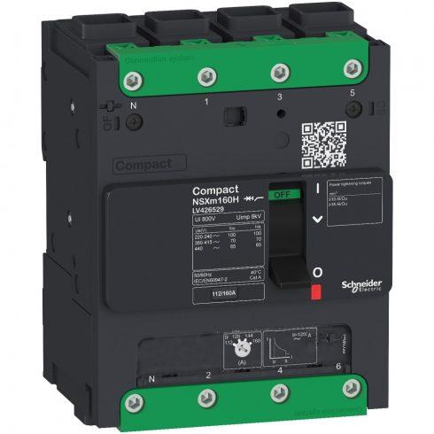 Schneider LV426321 Compact NSXm 36kA TM25D 4P/4T EverLink