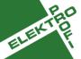 RPM relé DIN sín rögzítő adapter, 1 CO kivitelhez