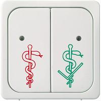 Speciális süllyeszetett szerelvények kórházaknak és intézményeknek betegápoláshoz(Nővérhívó és Mozgássérült)